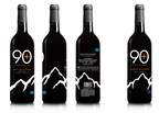 90+ Cellars Announces Limited Edition Holiday Bottles Featuring Argentina's Andes Mountains