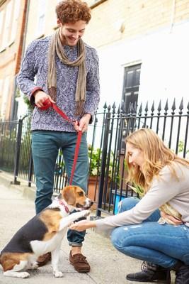 Dog walking can help people feel safer in their neighborhood (PRNewsFoto/Mars Petcare)