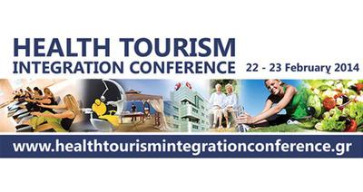 Greek Health Tourism Integration Conference. (PRNewsFoto/myMEDHoliday.com) (PRNewsFoto/MYMEDHOLIDAY.COM)