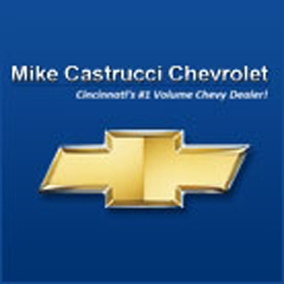 Mike Castrucci Chevrolet stocks new and used cars in Cincinnati, OH.  (PRNewsFoto/Mike Castrucci Chevrolet)