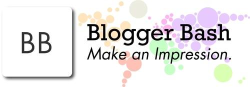 Blogger Bash Logo (PRNewsFoto/Big Toy Book and Blogger Bash)