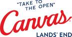 Canvas Lands' End logo.  (PRNewsFoto/Canvas Lands' End)
