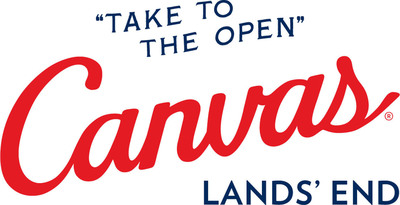 Canvas Lands' End logo.  (PRNewsFoto/Canvas Lands' End)