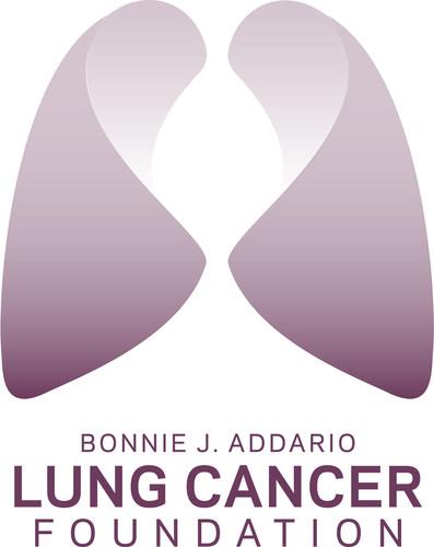 Bonnie J. Addario Lung Cancer Foundation logo. (PRNewsFoto/Addario Lung Cancer Foundation) (PRNewsFoto/Addario ...