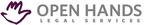 Open Hands Legal Services logo (PRNewsFoto/Open Hands Legal Services)