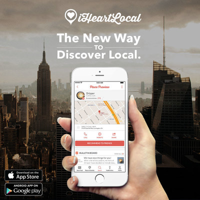 Introducing the New Way to Discover Local.