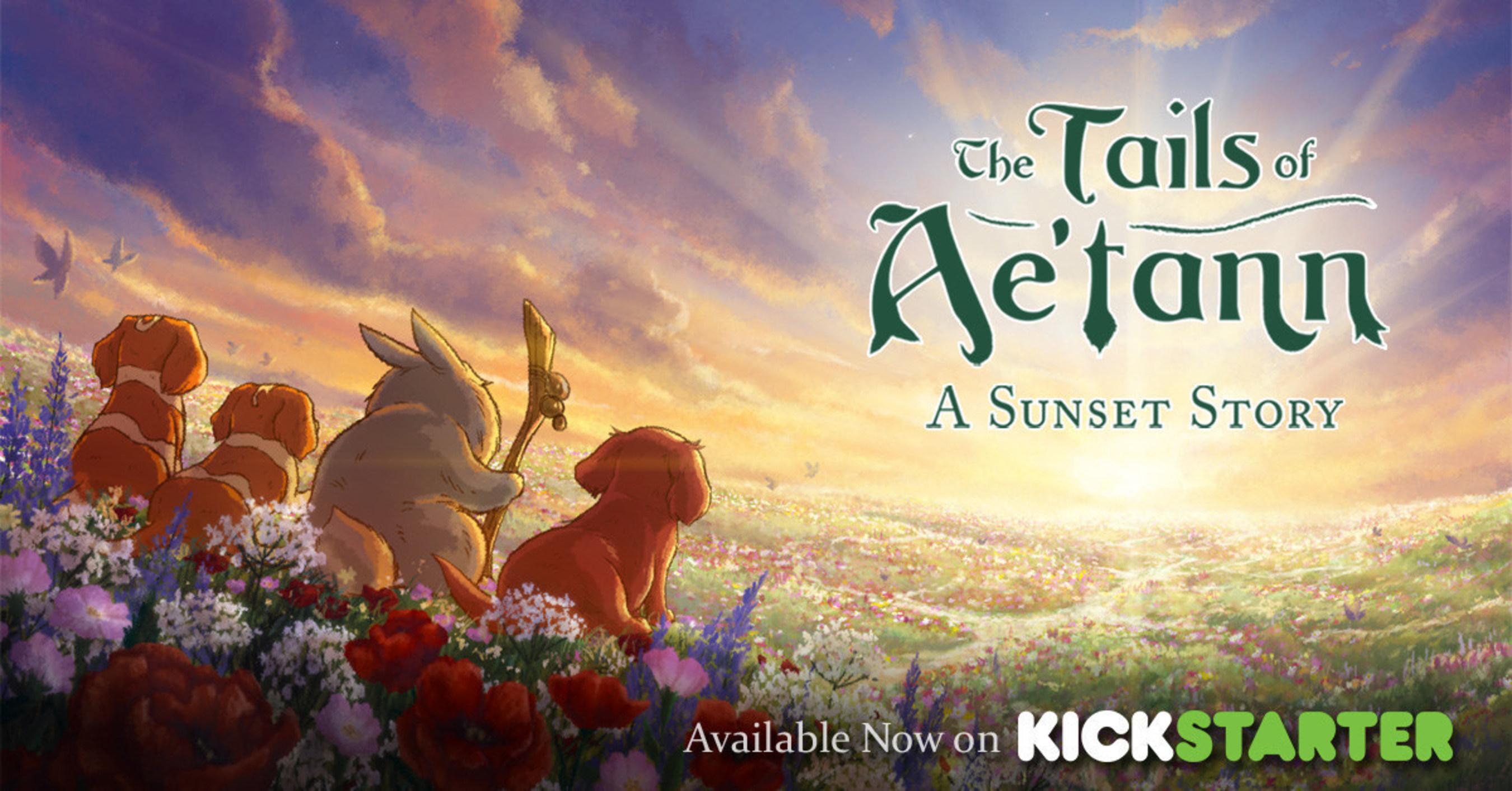 'The Tails of Ae'tann' From Five-a Two LLC Hits #1 in Most Funded Live Children's Book Projects and Top 10 in Most Funded Live Publishing Projects at Midway Point on