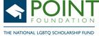 Point Logo.  (PRNewsFoto/Point Foundation)