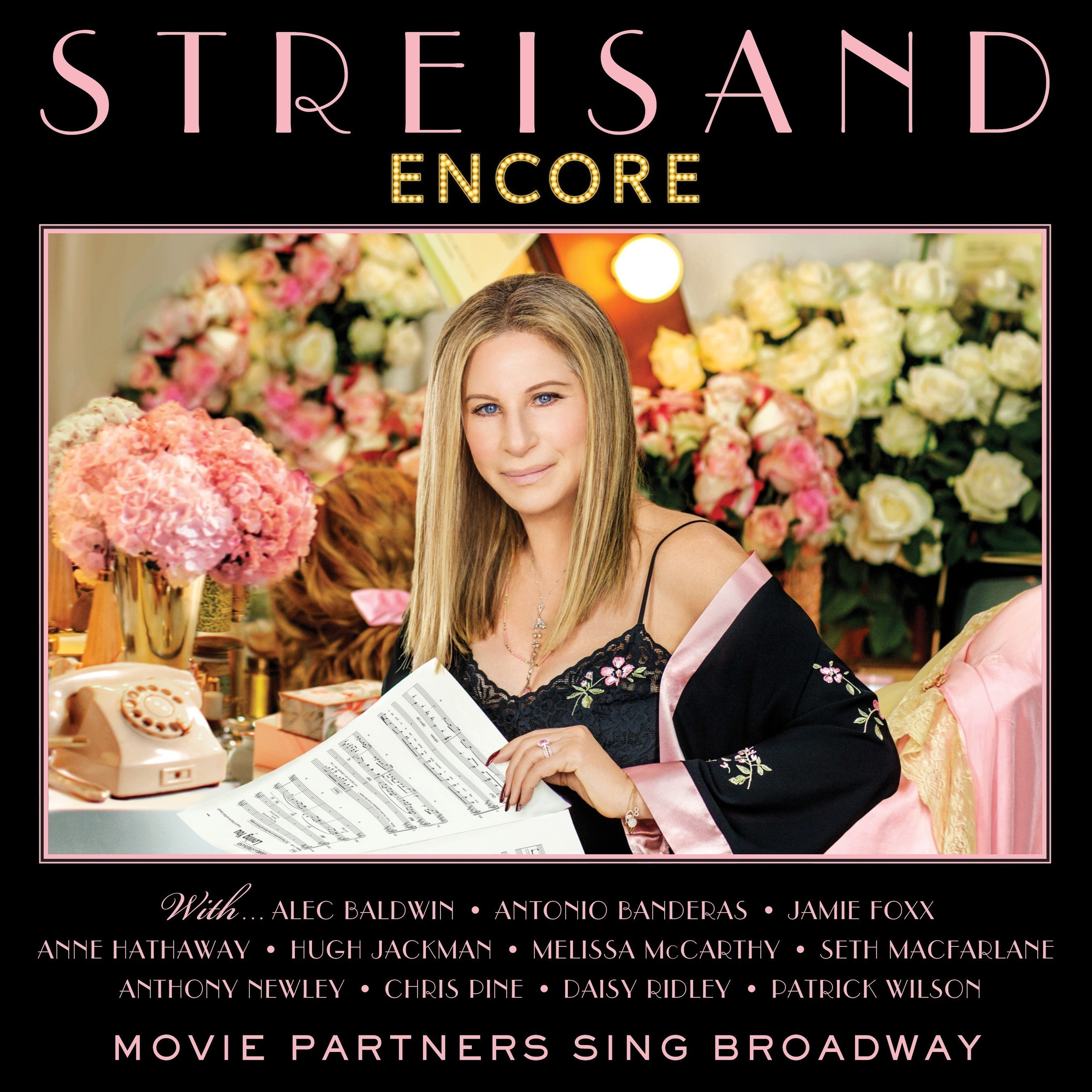 Columbia Records Releases Barbra Streisand's 'ENCORE: Movie Partners Sing Broadway' Album Today
