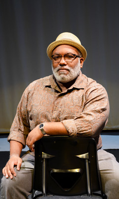 Corey Mitchell, 2015 Excellence in Theatre Education Award winner