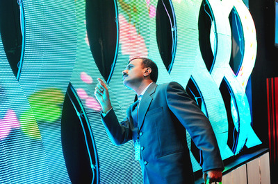 New Exhibit at LED CHINA 2013.  (PRNewsFoto/UBM Trust)