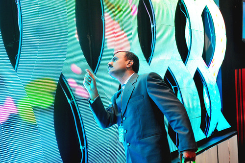 New Exhibit at LED CHINA 2013.  (PRNewsFoto/UBM Trust)