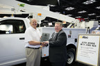 Altec® Inc. wins The Work Truck Show® 2016 Green Award for Hybrid-Electric Jobsite Energy Management System
