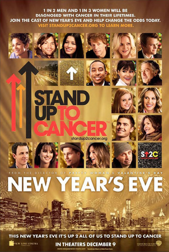 Stand Up To Cancer and the Cast of 'NEW YEAR'S EVE' Make ...