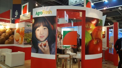 AgroFresh Asia Fruit Logistica Booth