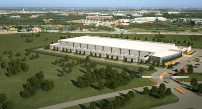 Skybox Datacenters Breaks Ground on Large Wholesale Data Center in Plano Market
