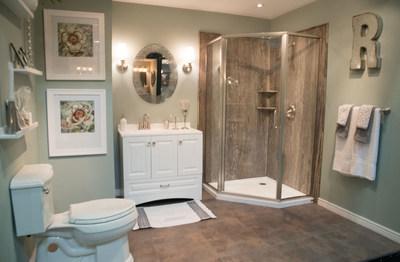 Full Bathroom Re-Bath remodel