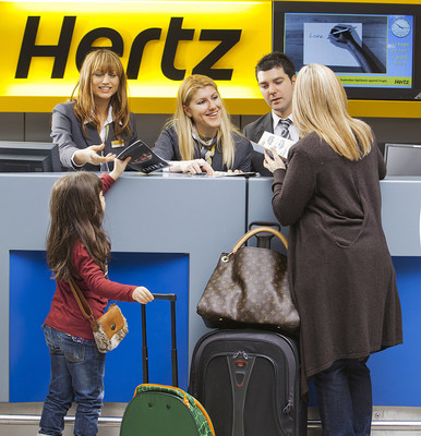 Hertz renews its car rental partner agreement with Disneyland Paris for a further five years