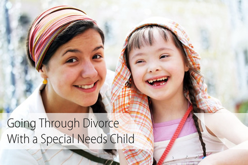 ARAG's www.SupportInASplit.com offers tips to help a divorcing friend with her special needs child.  (PRNewsFoto/ARAG)