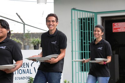 The Starwood Foundation and Children International Create an Industry-Leading Training Program for