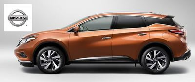 Ingram Park Nissan anticipates the arrival of the 2015 Nissan Murano. (PRNewsFoto/Ingram Park Nissan)