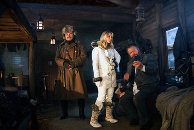 """Mixed martial arts champion Oleg """"The Russian Bear"""" Taktarov joins William Shatner and Kaley Cuoco in the latest priceline.com TV spot."""