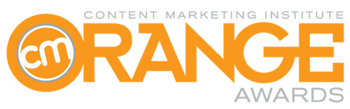 CMI announces Content Marketing Orange Award Winners at Content Marketing World