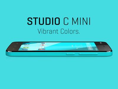 Studio C Mini (PRNewsFoto/BLU Products)