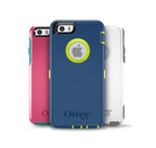 OtterBox cases for iPhone 6 available now; iPhone 6 Plus cases coming soon. (PRNewsFoto/OtterBox)