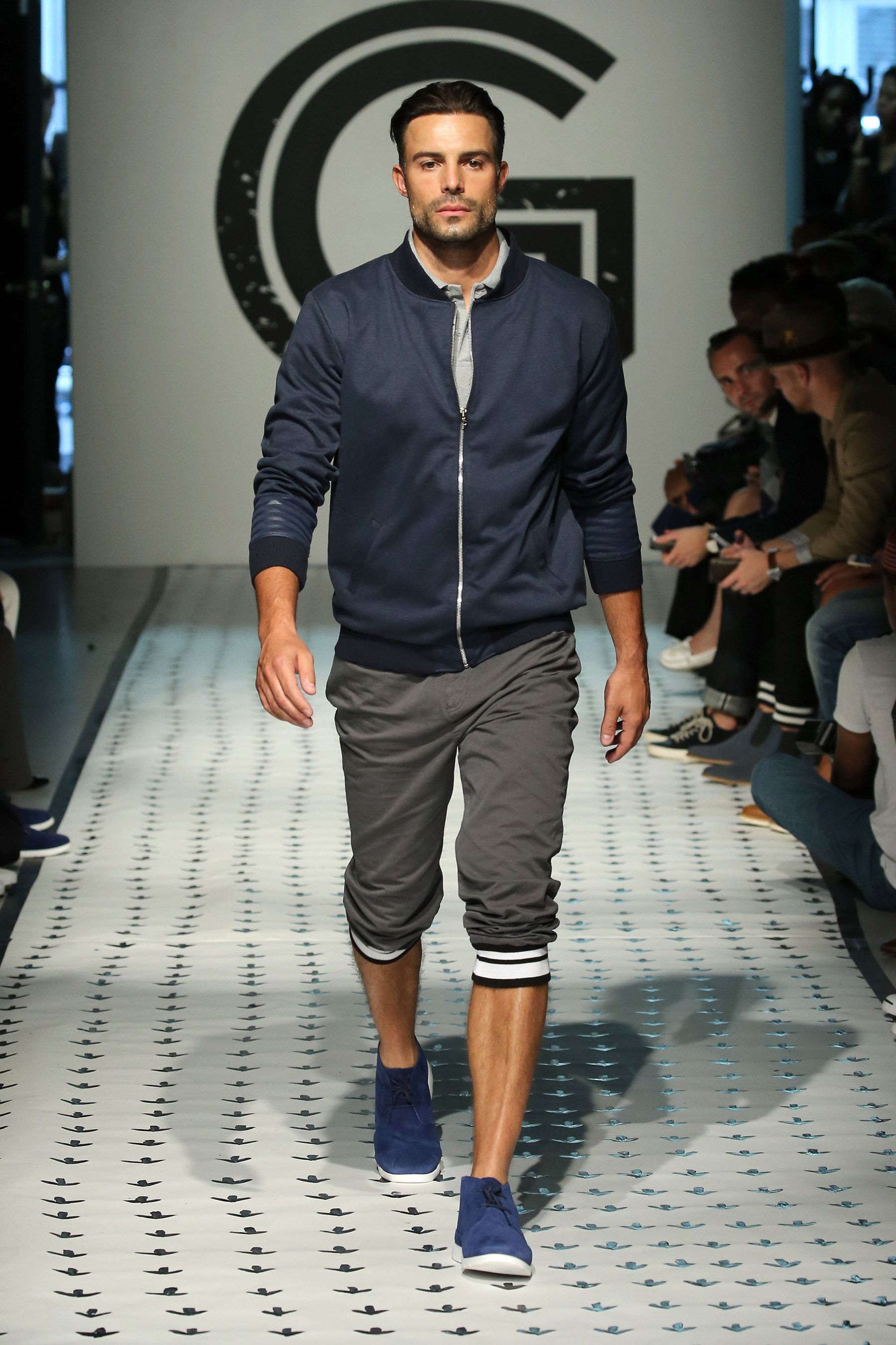 Custom UGG for Men Sneakers Showcased at the Grungy Gentleman SS16 Runway Show