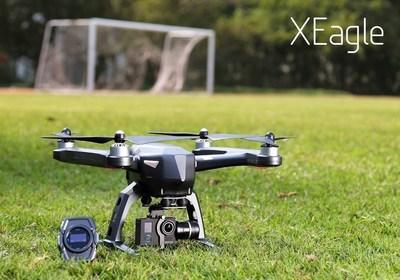 FLYPRO XEagle smart sports UAV