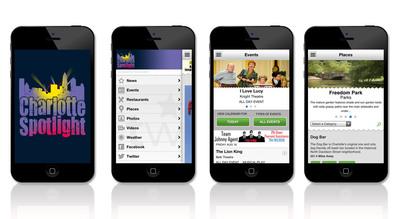 TownWizard partners benefit from a robust app platform.  (PRNewsFoto/TownWizard)