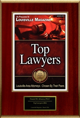 "Daniel Alvarez Selected For ""Top Lawyers 2014"" (PRNewsFoto/American Registry)"