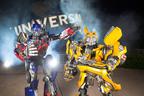 O Universal Orlando Resort anunciou que sua nova mega atracao sera a popular TRANSFORMERS: The Ride - 3D. A inovadora atracao, criada sob licenciamento da Hasbro, Inc. e baseada em sua marca  icone TRANSFORMERS - trara a batalha intergalatica entre os Autobots e os Decepticons ao parque Universal Studios Florida no verao norte-americano de 2013.  (PRNewsFoto/Universal Studios Florida)