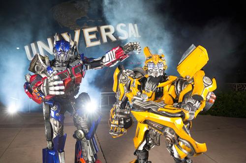 Transformers: The Ride 3-D Chega ao Universal Orlando Resort