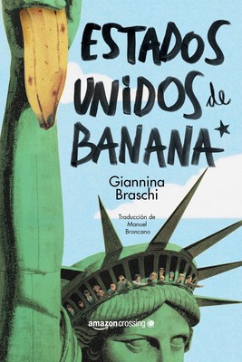 A Puerto Rican debt crisis is a catalyst for the disintegration of the American empire in United States of Banana.  The postcolonial dramatic novel by Puerto Rican author Giannina Braschi depicts the secession of American states and territories, starting with Puerto Rico's declaration of independence. The works is now available in Spanish translation by Manolo Broncano through AmazonCrossing en Espanol.