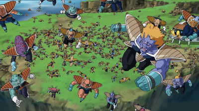 Still from Dragon Ball Z: Resurrection 'F' / courtesy of FUNimation Entertainment