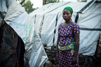 World Vision Report: More than 1/3 off children describe witnessing violence in eastern DRC.  (PRNewsFoto/World Vision)