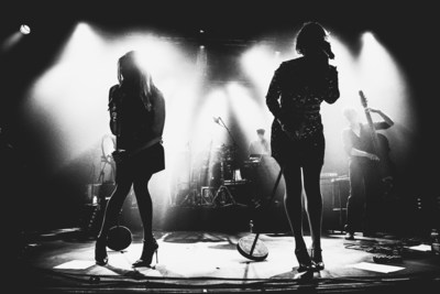 Le Meridien Hotels & Resorts Announces New Global Music Series with Parisian Pop Band Nouvelle Vague