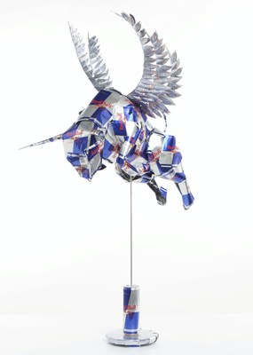 Red Bull Art of Can comes to Chicago November 7-16 at the Chase Promenade South in Millennium Park. (PRNewsFoto/Red Bull)