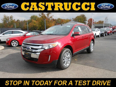 The 2013 Ford Edge is a popular vehicle at Mike Castrucci Ford of Milford.  (PRNewsFoto/Mike Castrucci Ford of Milford)