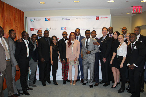 Athlete and entertainer supporters including Clinton Portis, Jerry Stackhouse, Tony Sanneh, Claudine Oriol, ...