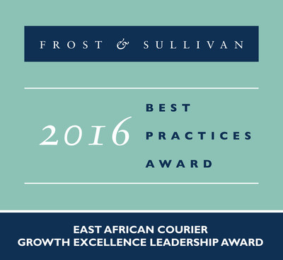 Fargo Courier Receives 2016 East African Courier Growth Excellence Leadership Award