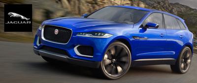 Jaguar looks to enter the SUV market in a big way with the C-X17.  (PRNewsFoto/Aristocrat Jaguar)