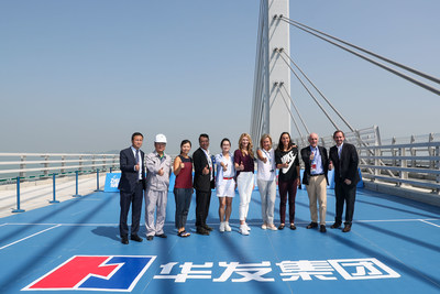Graf Hong Kong-Zhuhai-Macao Bridge Tennis Show 1
