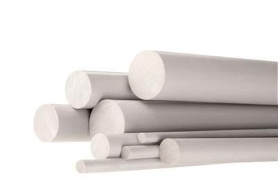 Evonik VESTAKEEP stock shapes. (PRNewsFoto/Modern Plastics) (PRNewsFoto/MODERN PLASTICS)