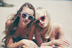 Wildfox Sun's Monroe frames from the Resort 14-15 collection