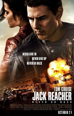 "Regal Entertainment Group announces ""Jack Reacher: Never Go Back"" Variety-The Children's Charity of Eastern Tennessee Benefit Screening at Regal Pinnacle 18 in Knoxville on October 17.Source: Paramount Pictures"