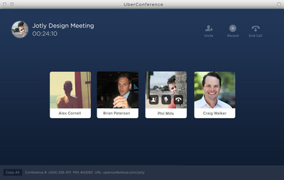 UberConference Chrome App Launches to Public in Chrome Web Store