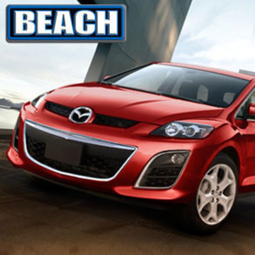 2014 Mazda6 vs. 2014 Honda Accord at Beach Mazda in Myrtle Beach, SC.  (PRNewsFoto/Beach Mazda)